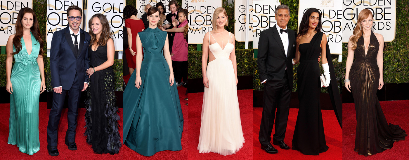 The 2015 Golden Globes – The Best Bits