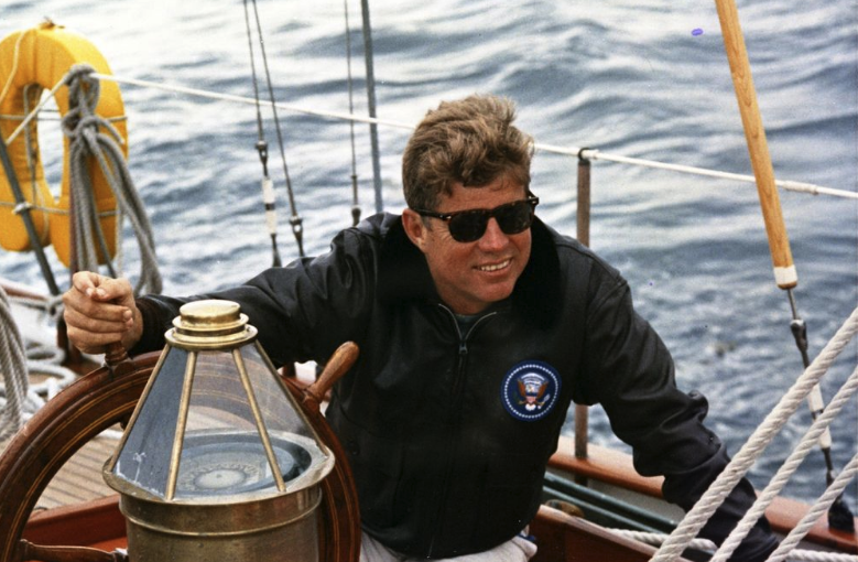 In The Spirit Of Independence: Presidents in Sunglasses